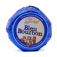 Sūris su mėlynuoju pelėsiu Bleu Bourbon 27%, 300 g