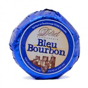 Siers ar zilo pelējumu Bleu Bourbon 27%, 300g