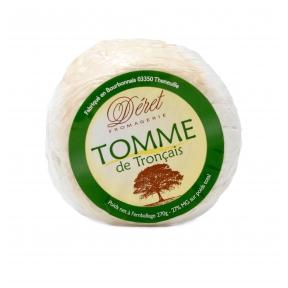 Siers Tome de Troncais 27%, 270g