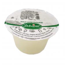 Šviežias sūris Burrata Deliziosa, rieb. 50%, 100g