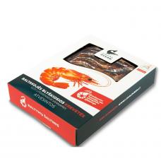 Šviežios krevetės (480g)
