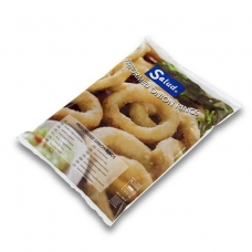 Svogūnų žiedai, tešloje, IQF, 1 kg (ŠALDYTA)