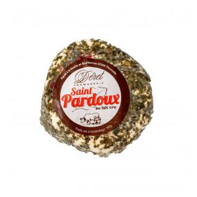 Svaigs siers Saint- Pardoux ar tarragonu un pipariem, 180g