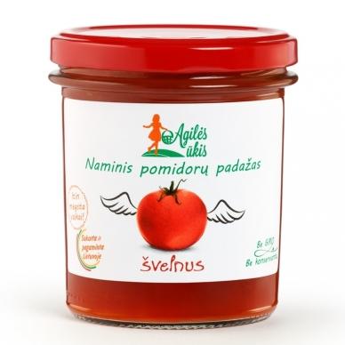 Švelnus naminis pomidorų padažas, Agilės ūkis, 320 g