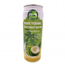 Tyras jaunų kokosų vanduo Nature's Charm, 520 ml