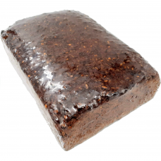 Ukmergės daugiagrūdė duona (tamsi), ketvirtis, apie 0,7 kg