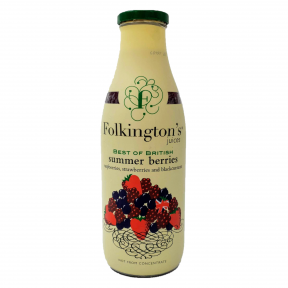 Vasaras ogu dzēriens FOLKINGTON'S, 1 L