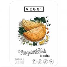 Veganiški čeburekai, 170 g
