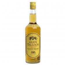 Viskis Glen Talloch Scotch Whisky, 0.7 l