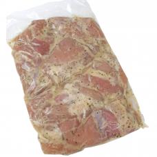 Vištienos šlaunelių mėsa česnakiniame marinate, 800 g