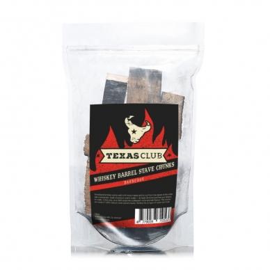 Viskio/burbono statinės rūkymo kaladėlės, 15 vnt.