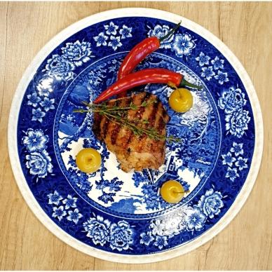 Vištienos šlaunelės sojos padažo ir imbiero marinate, 1 kg 2