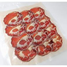 Vytinta kiaulienos sprandinė Capocollo Norcia, pjaustyta, 100 g