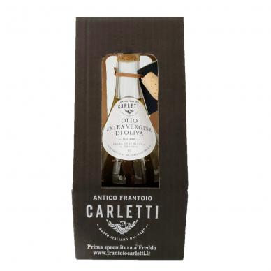 Ypač tyras alyvuogių aliejus CARLETTI, flask, 1 l 2