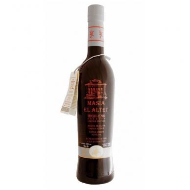 Ypač tyras alyvuogių aliejus MASIA EL ALTET HIGH-END, 500 ml