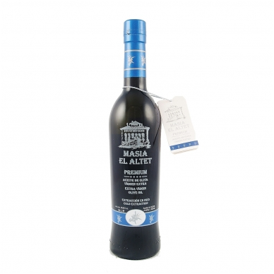Ypač tyras alyvuogių aliejus MASIA EL ALTET PREMIUM, 500 ml