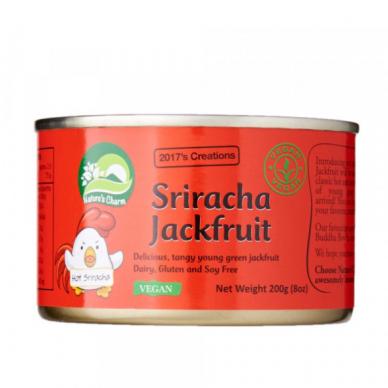 Žalias duonvaisis (Jackfruit) Srirachos padaže, 200 g